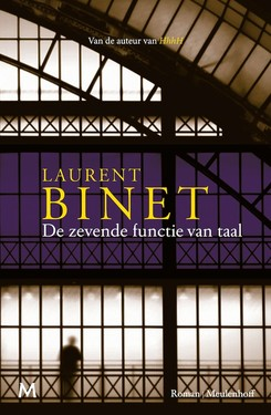 Boek Laurent Binet