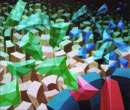 2003 acryl/linnen 100x120cm