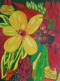 Bloemen van Hawaii