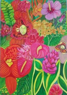 Bloemen van Hawaii 2