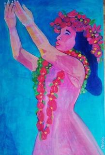 Meisjes van Hawaii