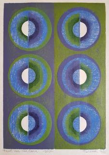 Twister nr 16 / 25 Paul van der Donk 2020