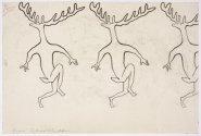dansende hertjes