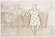 dansende vrouwen