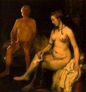 Rembrandt meets Kees Wattjes