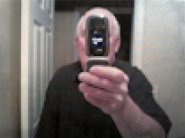 From the serie 'bathroom-mirror-selfportret'